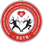 SSTB International Refereed Academic Journal of Sports, Health and Medical Sciences